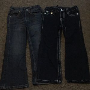 Boys size 4 Jeans